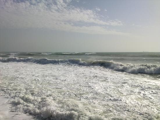 mare d'autunno - Pozzallo (1957 clic)