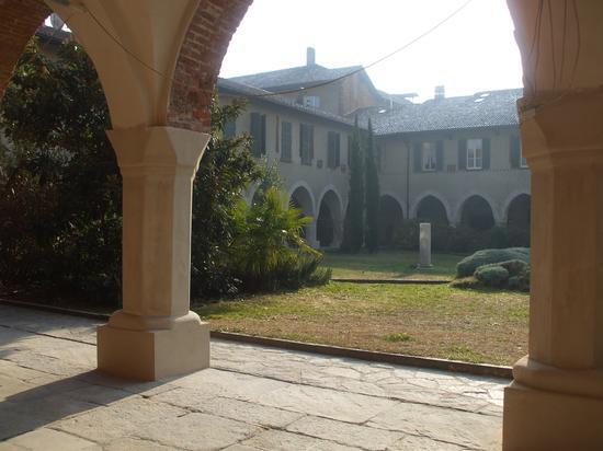 quadriportico della Canonica - Novara (3126 clic)