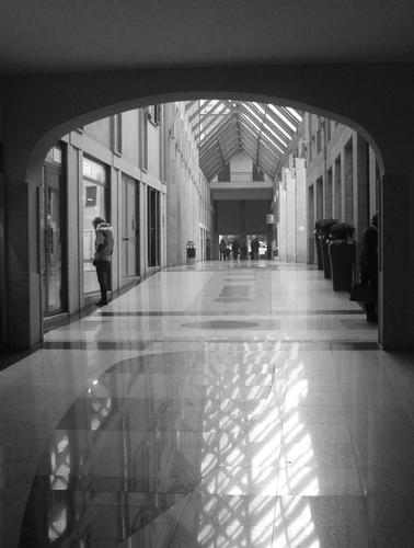Novara, la galleria (2164 clic)