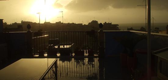 bagliori dopo la pioggia - Pozzallo (3336 clic)