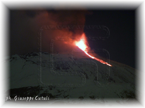 Eruzione Etna 09-02-2012 - San giovanni la punta (2143 clic)