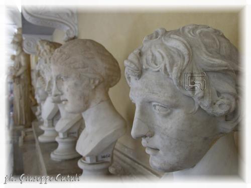 Musei Vaticani - Roma (493 clic)