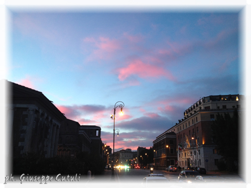 Tramonto - Roma (521 clic)