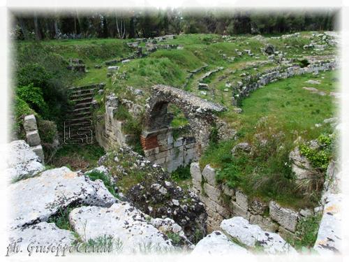 Anfiteatro Romano - SIRACUSA - inserita il 09-May-12