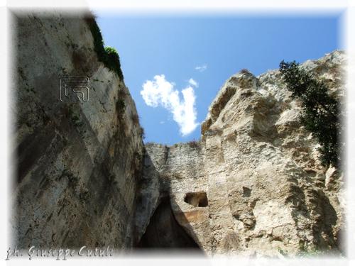 Orecchio di Dionisio - Siracusa (2342 clic)