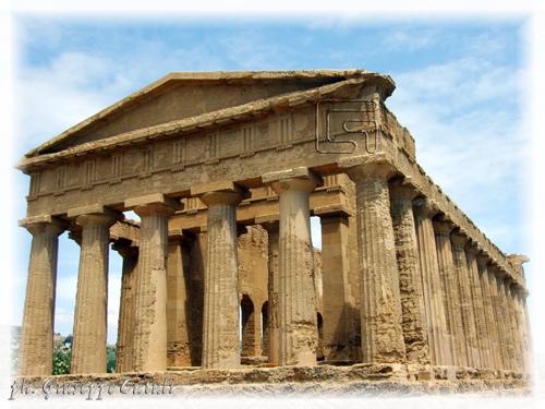 Tempio della Concordia - Agrigento (2130 clic)
