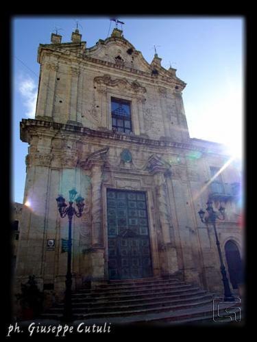 Santuario - Mussomeli (2692 clic)