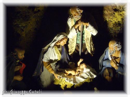 Presepe... - Caltagirone (1322 clic)