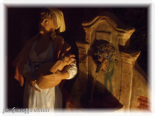Presepe... - Caltagirone (1558 clic)