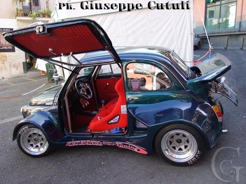 Fiat 500 - Bronte (5960 clic)