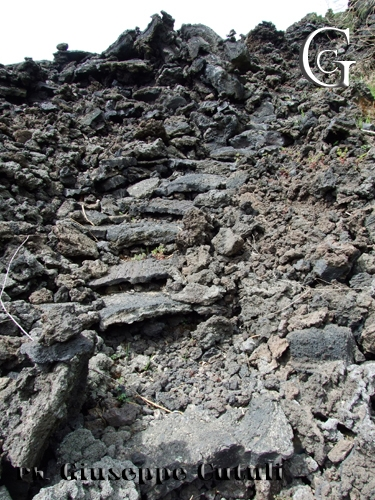 Scalinata - Etna (2412 clic)