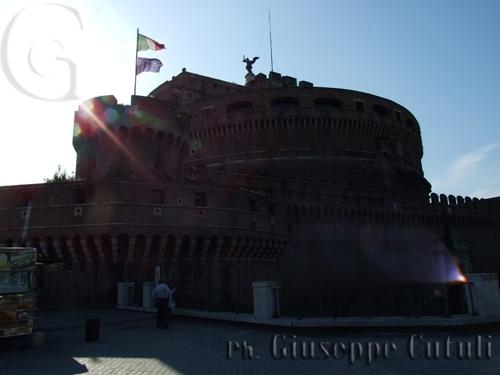 Castel Sant'Angelo - Roma (2044 clic)