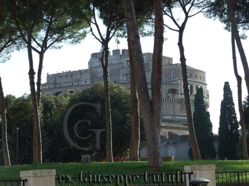 Castel Sant'Angelo - Roma (2101 clic)