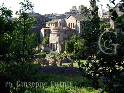Fori Imperiali - Roma (1831 clic)