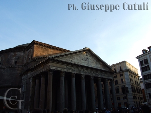 Pantheon - Roma (1761 clic)