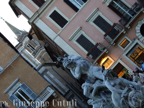 Piazza Navona - Roma (2006 clic)