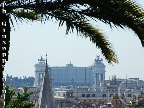 Altare della Patria - Roma (2198 clic)