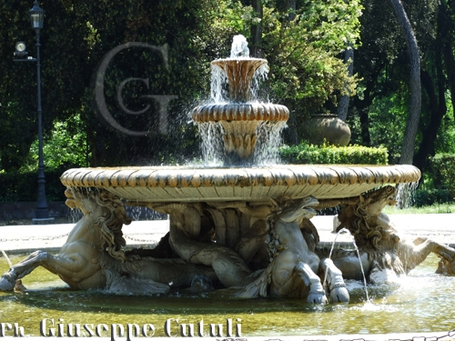 Villa Borghese - Roma (1737 clic)