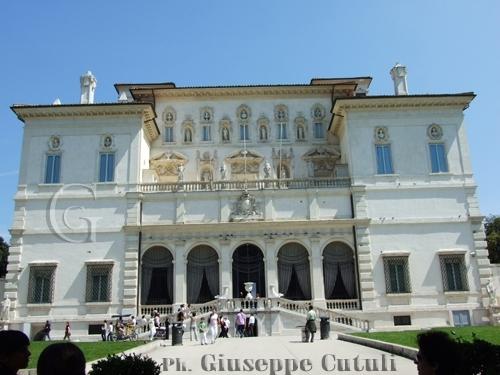 Villa Borghese - Roma (1925 clic)