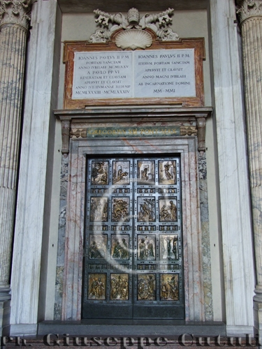 Porta Santa - Roma (1856 clic)