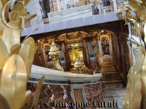 Tomba di San Pietro - Roma (4362 clic)