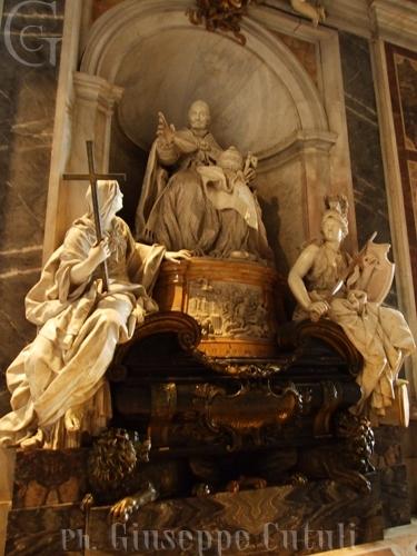 Basilica di San Pietro - Roma (2141 clic)