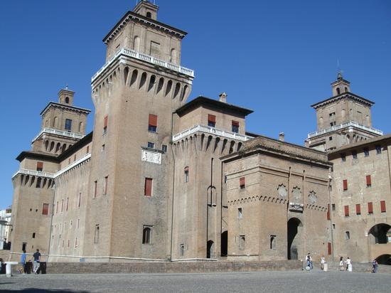 Castello Estense - Ferrara (3075 clic)