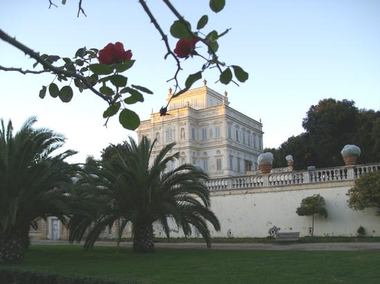 Villa Doria Pamphilj - Roma (2200 clic)