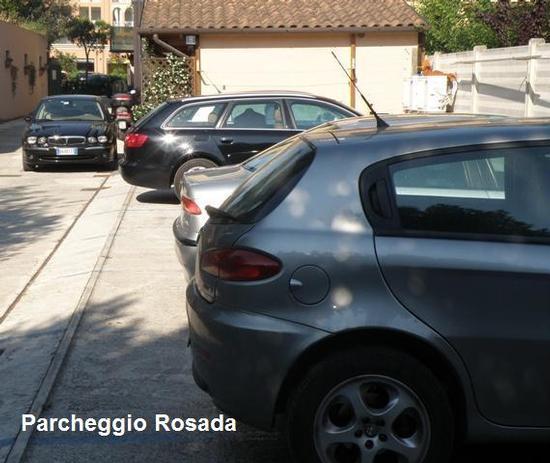 ROSADA CAMERE - PORTO RECANATI - Parcheggio (2057 clic)