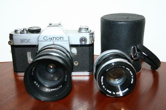 CANON FX - Sassello (1993 clic)