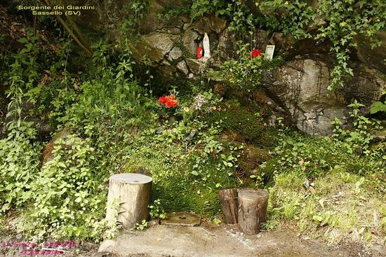 Sorgente dei giardini. - Sassello (1704 clic)