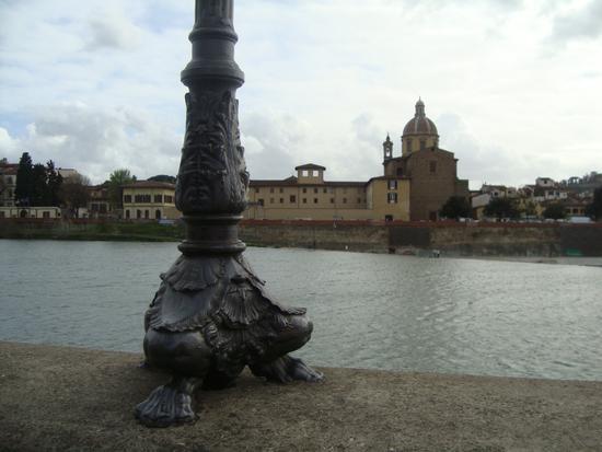 Chiesa del Cestello vista da Piazza Ognissanti - Firenze (1461 clic)