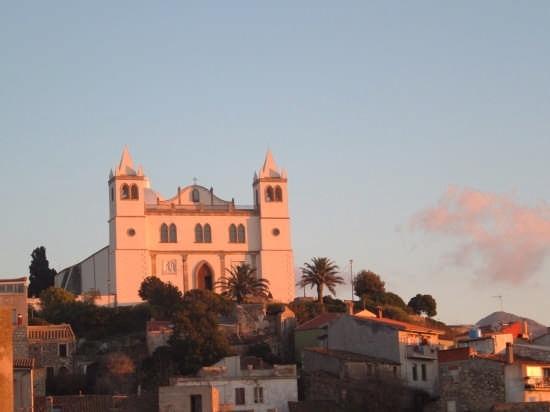 Chiesa di Santa Maria della Neve - Cuglieri (4420 clic)