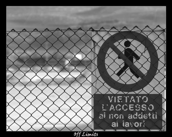 Off limits - Comiso (2632 clic)