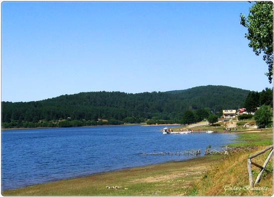 Lago Arvo a Lorica - Sila (3074 clic)