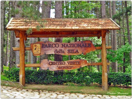 Ingresso parco - Villaggio mancuso (2005 clic)