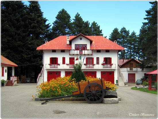 Centro visitatori parco - Villaggio mancuso (1990 clic)