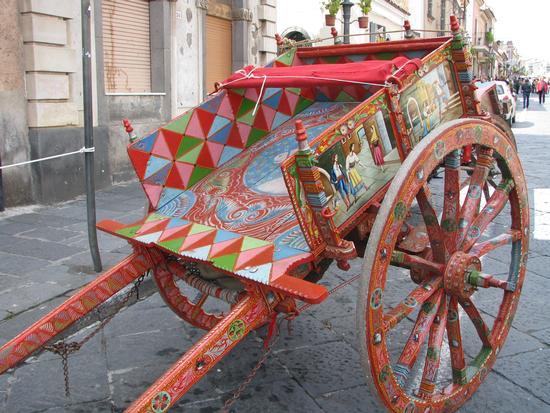 Carretto Siciliano - Piedimonte etneo (5127 clic)