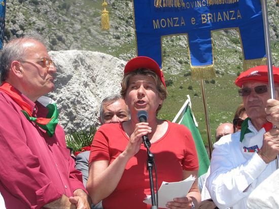Susanna Camusso Primo Maggio Portella delle Ginestre - Piana degli albanesi (3107 clic)