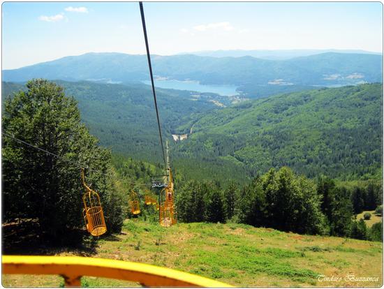 Panorama da Monte Botte Donato - Sila (3537 clic)