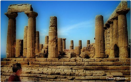 La Valle dei Templi - Agrigento (2013 clic)
