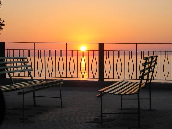 Tramonto al Canapè - Gioiosa marea (3578 clic)