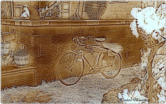 Vecchia bici - PIEDIMONTE ETNEO - inserita il 12-Jan-12