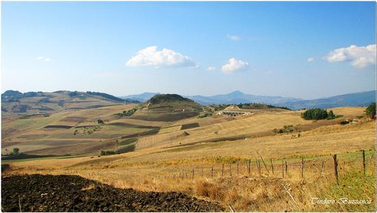 Le colline Ennesi - Nicosia (2270 clic)