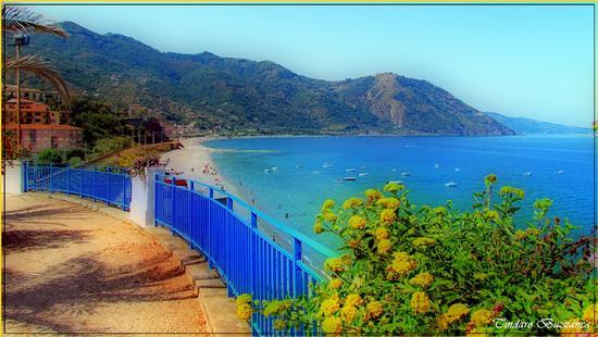 La spiaggia dallo Skino - GIOIOSA MAREA - inserita il 12-Dec-12
