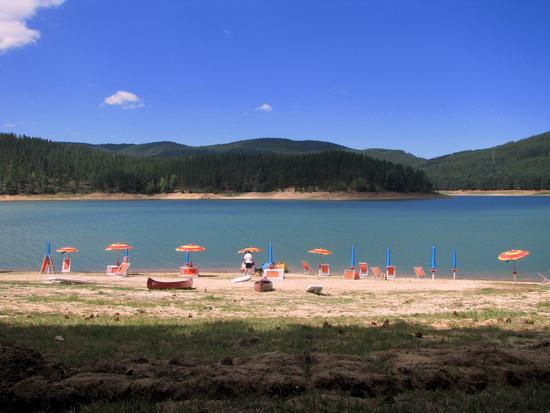 Lago Ampollino - Cotronei (3820 clic)
