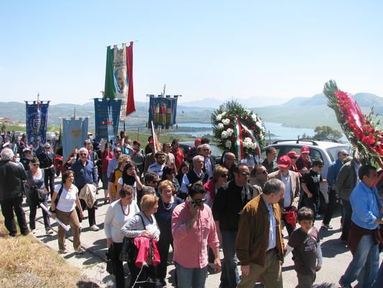 Portella delle Ginestre - Piana degli albanesi (3691 clic)
