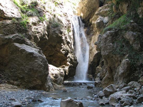 Cascate Catafurco - Galati mamertino (4546 clic)