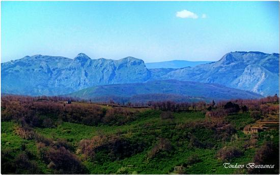 Le rocche del crasto - Nebrodi (2306 clic)