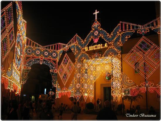 Festa di San Nicola - Gualtieri sicaminò (2807 clic)